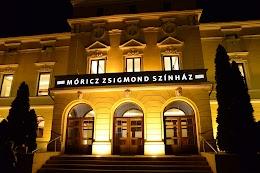 Színházak Éjszakája a Móricz Zsigmond Színházban és a Bencs Villában