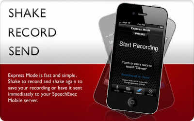 Philips Dictation Recorder Free for iPhone