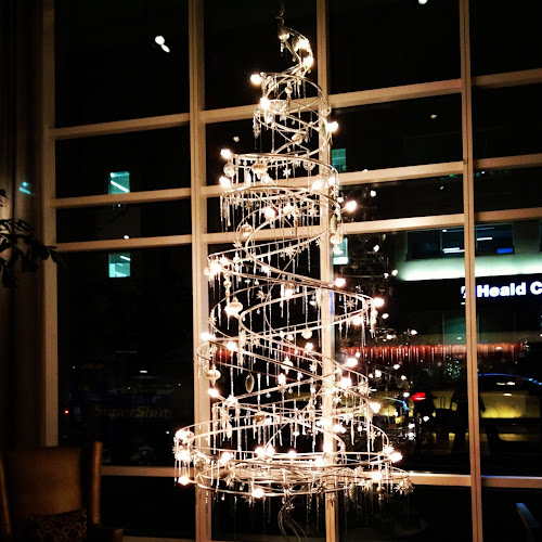 Intercontinental Hotel - San Francisco - Christmas Tree