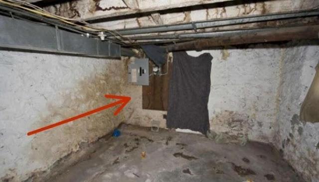 Ανακαίνισαν το σπίτι τους και γκρέμισαν έναν τοίχο - Μόλις είδαν τι υπήρχε από πίσω έμειναν άναυδοι!!!