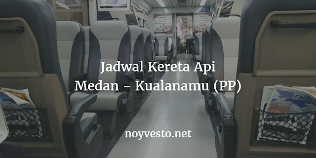 Jadwal Kereta Api Medan Kualanamu 2016