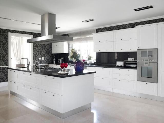 Simple contemporary black white kitchen designs Simple contemporary black white kitchen designs Simple 2Bcontemporary 2Bblack 2Bwhite 2Bkitchen 2Bdesigns1