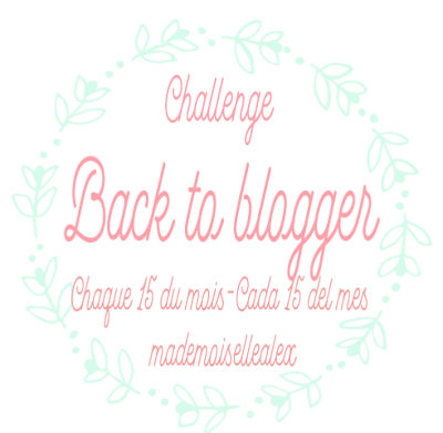 Back to blogger