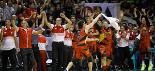 SMB Philippine Cup Finals