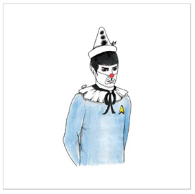 spock-clown-drawing