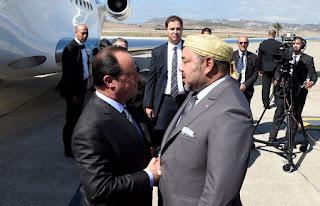 Le reportage France 3 sur Mohamed VI va créer un conflit entre le Maroc et la France.