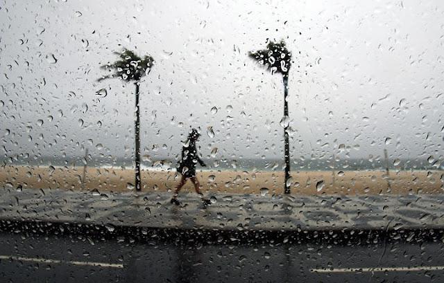 Exercícios em casa nos dias de chuva!