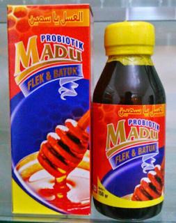 Jual Madu Probiotik Flek dan Batuk CV. Jasmine Food di Surabaya