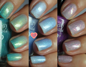Paint It Pretty Polish Thermals swatch by Streets Ahead Style