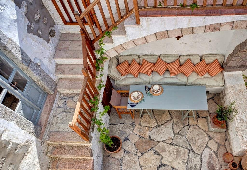 Ιδέες διακόσμησης από σπίτι στη Πάτμο