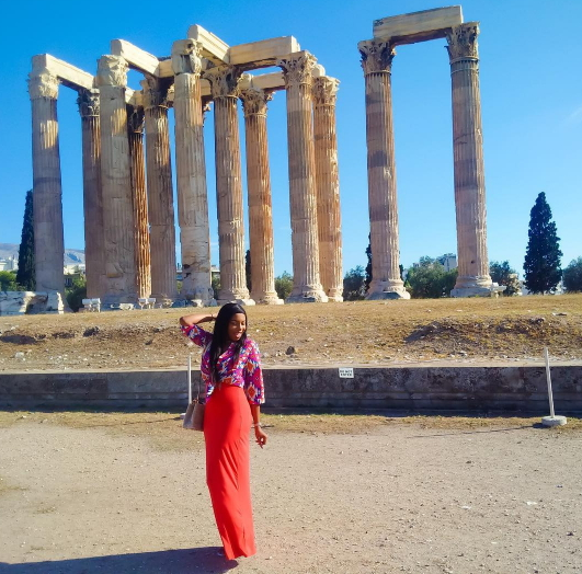 chika ike Athens greece