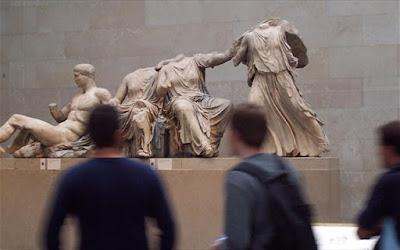 Αντίθετος με τον επαναπατρισμό των Γλυπτών ο διευθυντής του Βρετανικού Μουσείου
