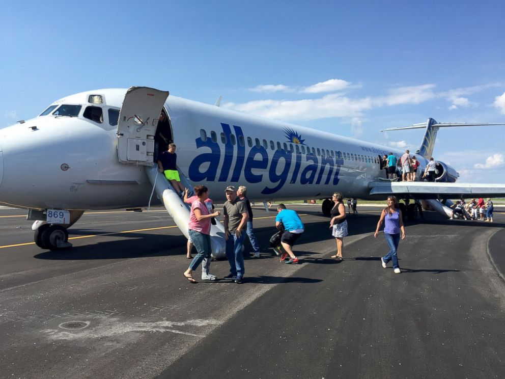 Note To Allegiant Emergency Landings Are Not The Problem