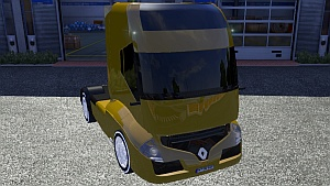 Renault Radiance Concept truck