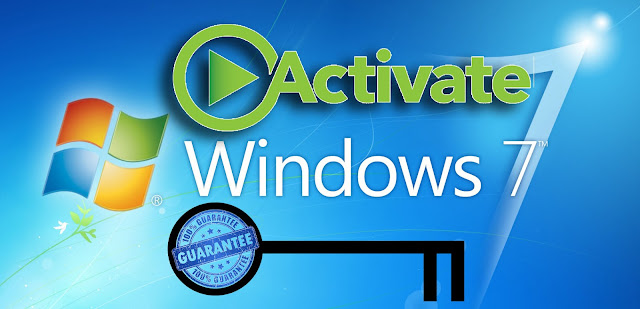 How to Activate Windows 7 With Windows 7 Product Key.