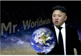 world wide north korea