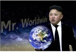 world wide north korea