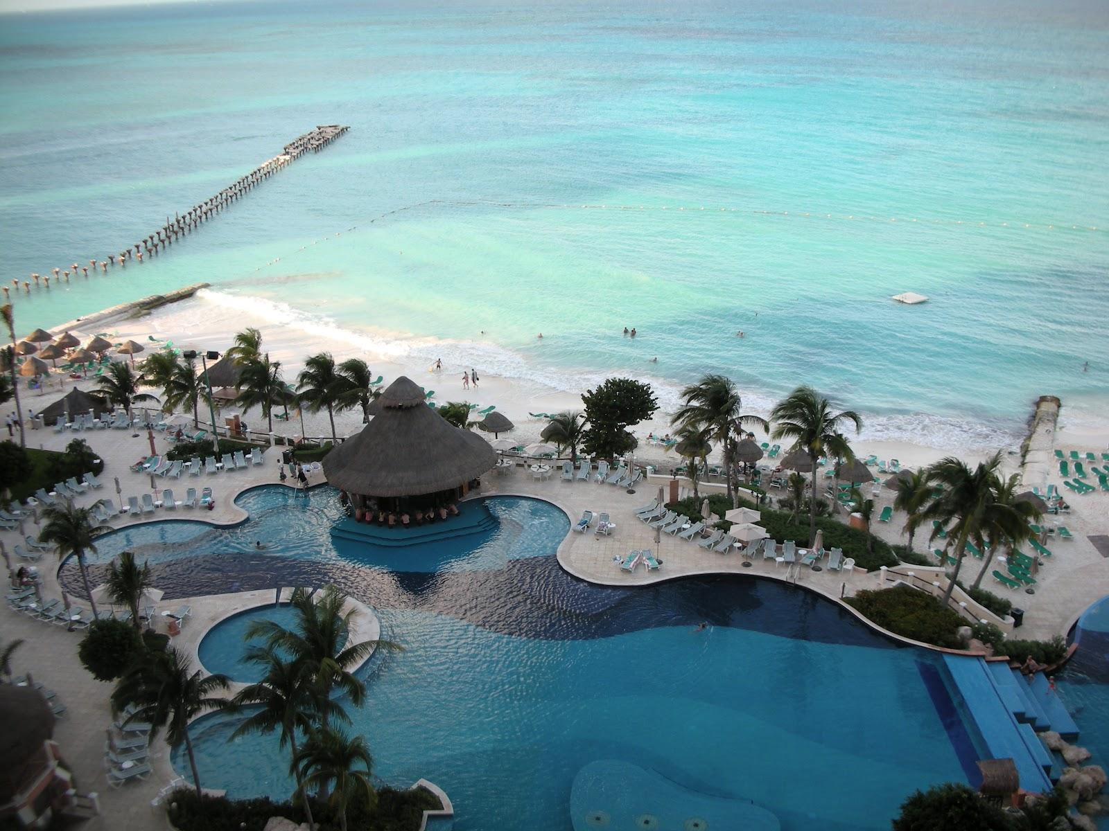 Wallpaper Hd De Cancun: World Most Popular Places: Cancun Beach Mexico Walpapers