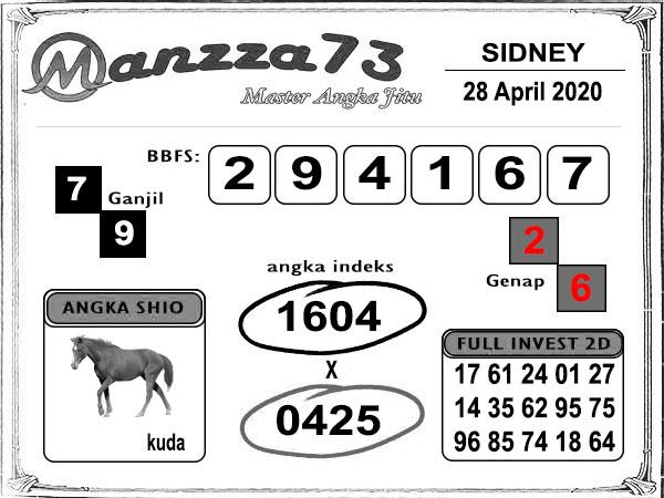manzza73 sydney