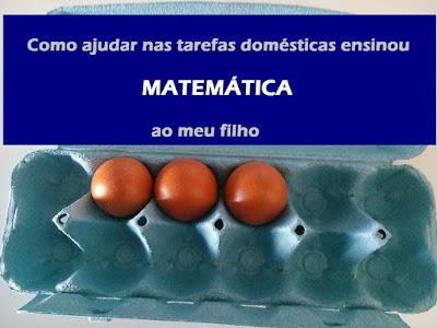 Tarefas domésticas e aprendizagem de  Matemática