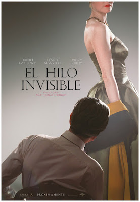EL HILO INVISIBLE - cartel pelicula