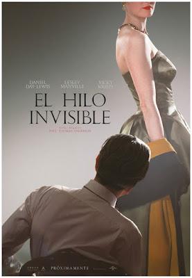 EL HILO INVISIBLE - cartel pelicula