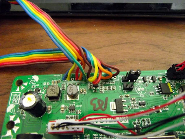 Placa LCD T.VST29.03