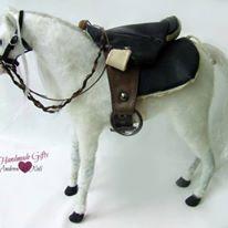 caballo miniatura doll houses