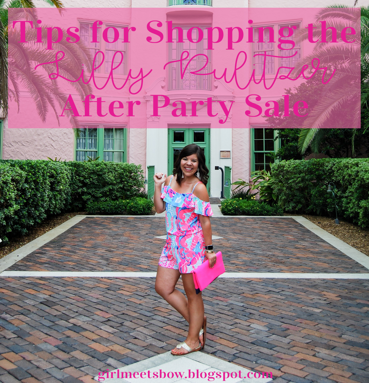 Everything You Need to Know About the Lilly Pulitzer After-Party Sale!!