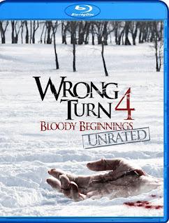 Camino Hacía el Terror 4 [BD25]