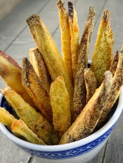 Batata Doce Crocante (vegana)