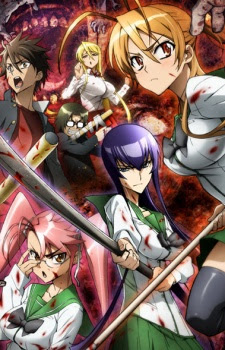 Anime High School of the Dead |12/12| |Latino| |Mega| |Descargar|