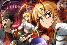 High School of the Dead en Español Latino