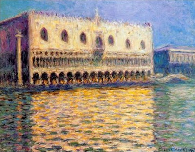 Claude Monet and His Famous Paintings