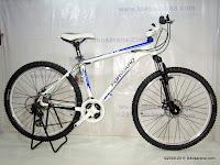 1 Sepeda Gunung FORWARD LUCIO 1.0 Alloy Frame 26 Inci