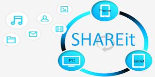 Aplikasi Share it Berbagi File Jadi Super Cepat