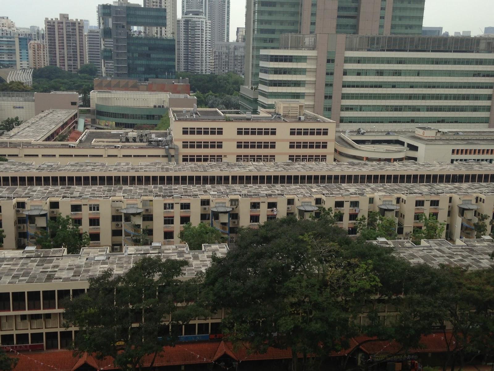 シンガポール日本人学校 [小学部・中学部] 学校・周辺環境
