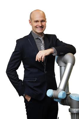 Darrell Adams, Head of Southeast Asia & Oceania for Universal Robots