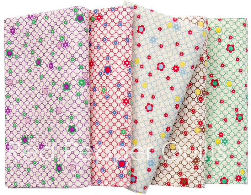 Retro 30's Child Smile - Spring 2016 Lecien Fabrics | Red Pepper Quilts