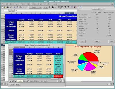 Berikut kami rangkum beberapa software pengolah angka yang perlu kalian ketahui
