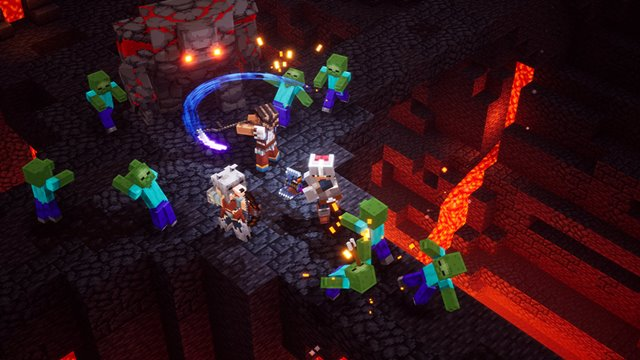 Minecraft Dungeons (2020) PC Full Español