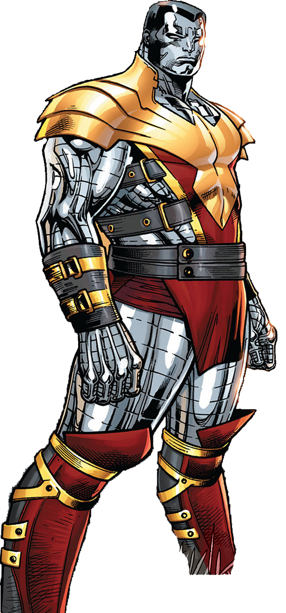 colossus marvel x men - photo #18