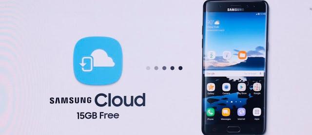 Kejutan ! Samsung Cloud Hadir untuk Galaxy S7 dan S7 Edge