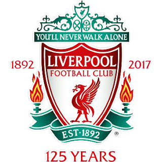 Liverpool 125th anniversary emblem logo