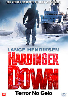 Harbinger Down: Terror No Gelo - BDRip Dual Áudio