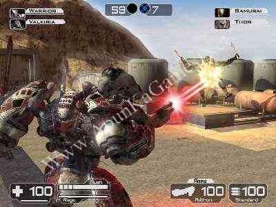 Robot Battle Games