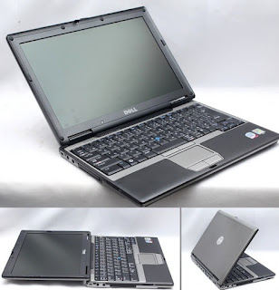 Laptop 1 Jutaan Bekas - Dell Latitude D430