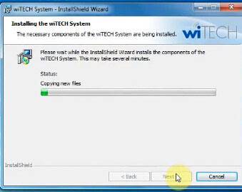 wiTech-17.04.27-install-10 How to set up wiTech MicroPod II V17.04.27 on Windows 7 Drivers Software