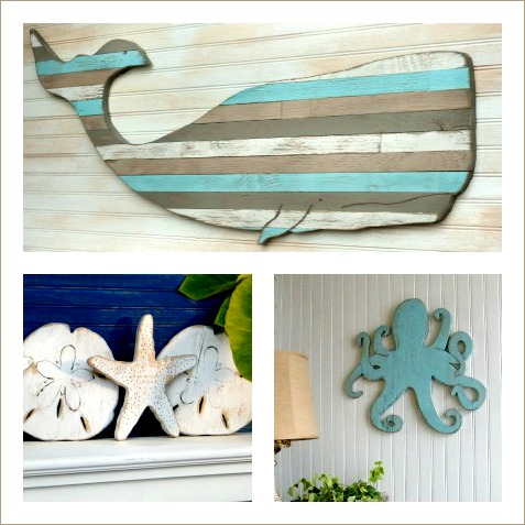 Handcrafted Wooden Wall Art, Signs, Letters and more