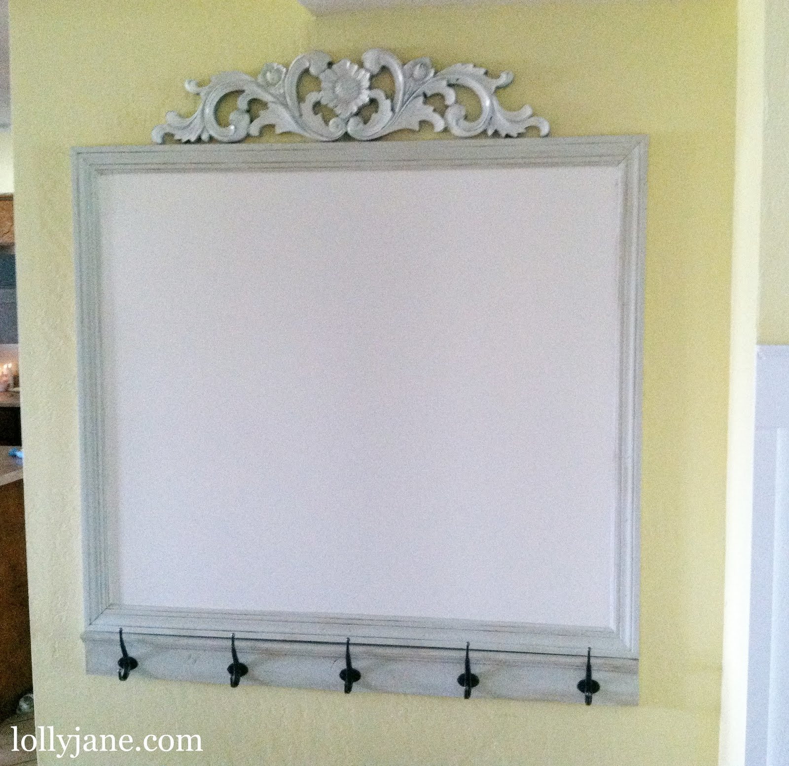 White Board Command Station